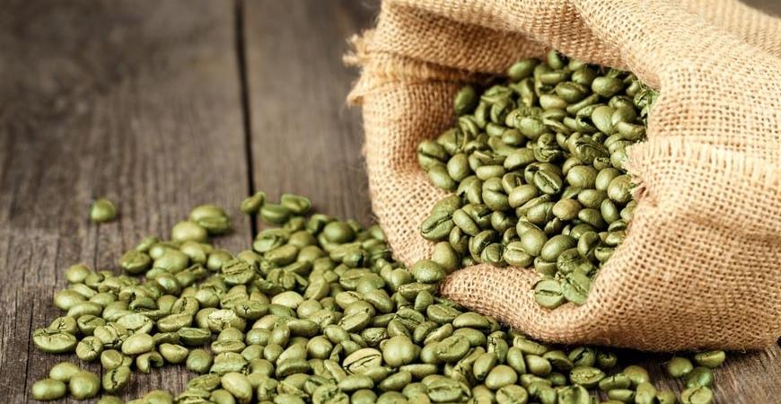 Green Coffee(Πράσινος Καφές)