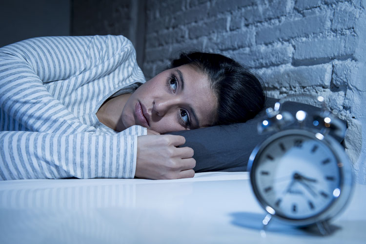 Άγχος-Διαταραχή Ύπνου