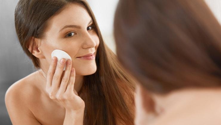 Καθαρισμός-De make-up