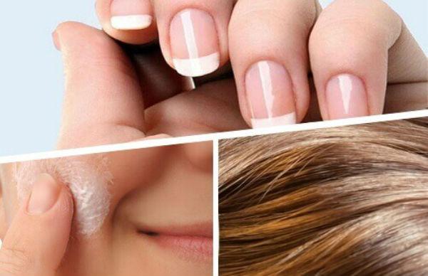 Μαλλιά-Δέρμα-Νύχια