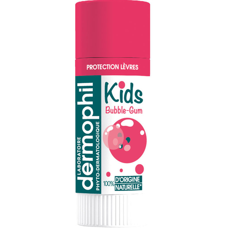 Dermophil Dermokids Stick Bubble-Gum Στικ Χειλιών για Παιδιά 4gr