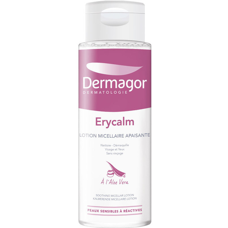 Inpa Dermagor Erycalm Lotion Micellaire 400ml