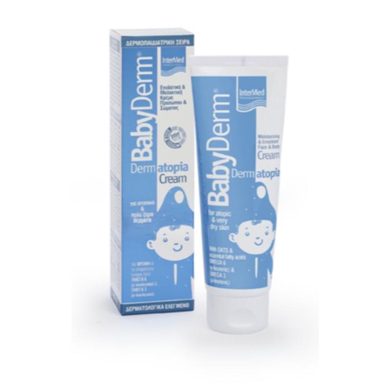 Babyderm Dermatopia Cream 125ml