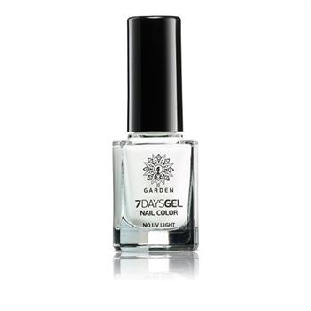 Garden 7 Days Gel Nail Colour 01 12ml