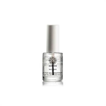 Garden Nail Care Active Nail Brightener for Yellow Stained Nails 10ml