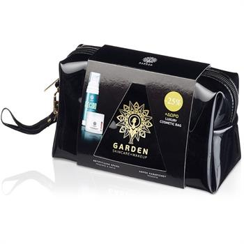 Garden Luxury Bag Set No1 Αντιρυτιδική Κρέμα Πρόσωπο Μάτια 50ml & Αφρός Καθαρισμού Προσώπου 100ml