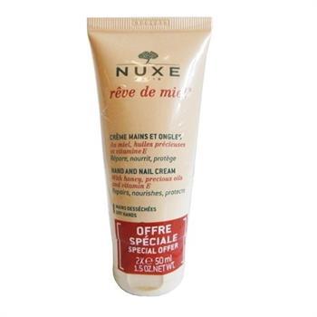 Nuxe Reve de Miel Creme Mains & Ongles 2x50ml