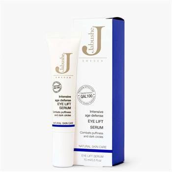 Jabu' She Eye Lift Serum Αντιγηραντικός Ορός για τα Μάτια Μεγάλης Αποτελεσματικότητας, 15ml