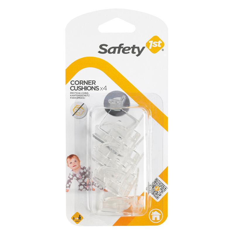 Safety 1st Ασφάλειες Γωνιών (U01-39011-00) 4τμχ