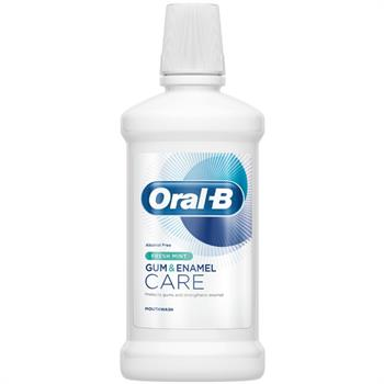 Oral-B MouthWash Gum & Enamel Care 500ml