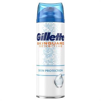Gillette Skinguard Sens Gel Ξυρίσματος με Αλόη για Ευαίσθητες Επιδερμίδες 200ml