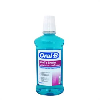 Oral B Στοματικό Διάλυμα Δοντιών και Ούλων 500ml