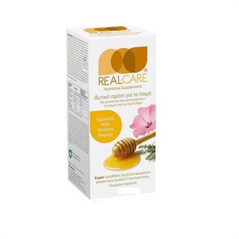 Real Care Φυτικό Σιρόπι (Ξηρός Βήχας) 200ml