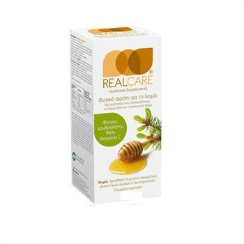 Real Care Φυτικό Σιρόπι (Παραγωγικός Βήχας) 200ml