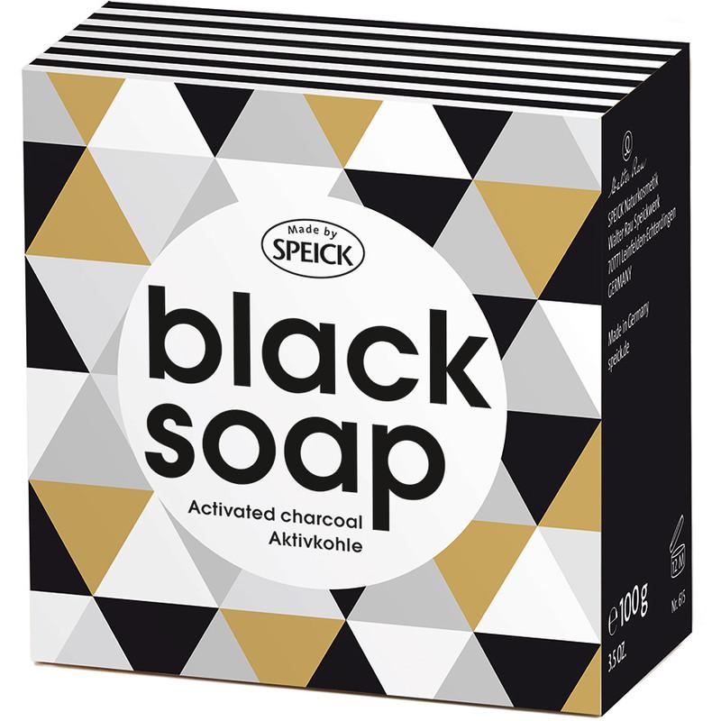 Speick Black Soap 100gr