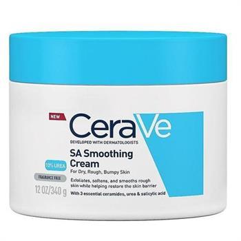 Cerave SA Smoothing Cream 10% Urea 340gr