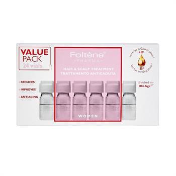 Foltene Hair & Scalp Treatment Women Θεραπεία κατά της Γυναικείας Τριχόπτωσης 24 Φιαλίδια x 6ml
