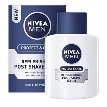 Nivea Nivea Men Protect & Care After Shave Balm Με Aloe Vera 100ml
