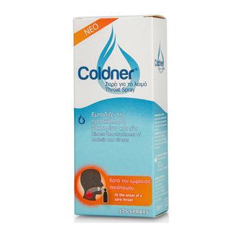 Coldner Throat Spray 30ml