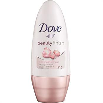 Dove Αποσμητικό Rollon Beauty Finish 50ml