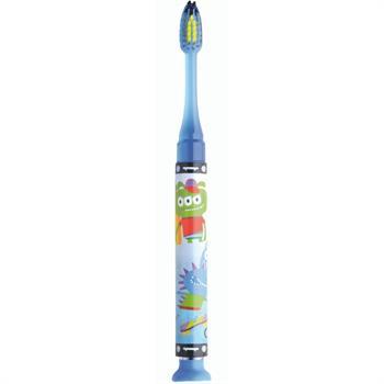 Gum 903 Junior Master Light-Up 7-12 years Μπλε Soft Οδοντόβουρτσα 1τμχ