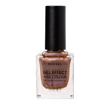 Korres Gel Effect Nail Color 33 Dazzle Me 11ml