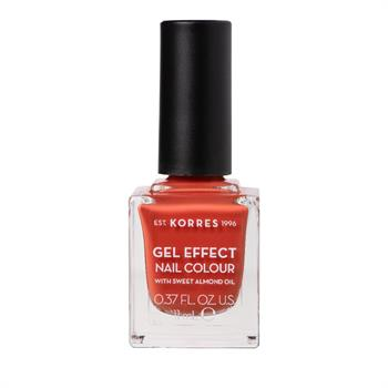Korres Gel Effect Nail Color 50 Pumpkin Spice 11ml