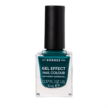 Korres Gel Effect Nail Color 88 Cypress 11ml