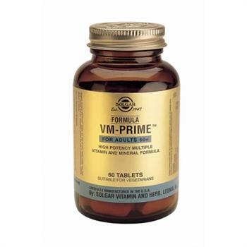 Solgar Formula Vm Prime 60tabs