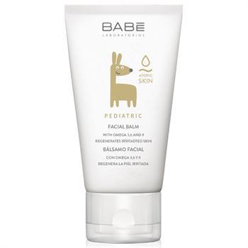Babe Pediatric Facial Balm Παιδική Κρέμα Προσώπου για Ατοπικό Δέρμα 50ml