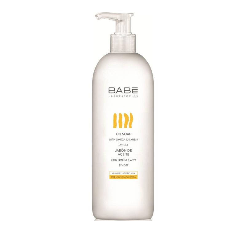 Babe Promo Pediatric Oil Soap 500ml