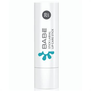 Babe Essential Lip Care Stick SPF20 Ενυδατικό Stick Χειλιών 4gr