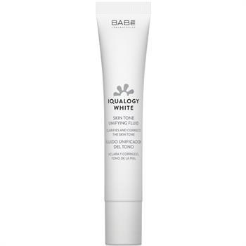 Babe Iqualogy White Skin Tone Unifying Fluid Κρέμα Λεπτόρευστης Υφής 50ml