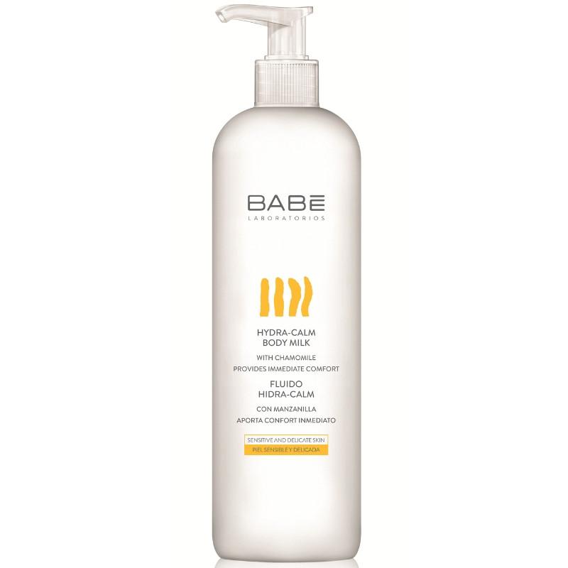 Babe Body Hydra-Calm Milk Ενυδατικό Γαλάκτωμα Σώματος 500ml