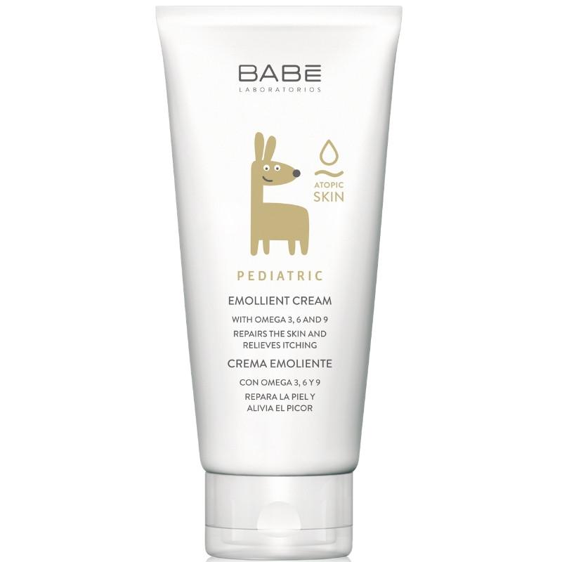 Babe Παιδική Pediatric Emollient Cream Κρέμα Ενυδάτωσης για Ατοπικό Δέρμα 200ml