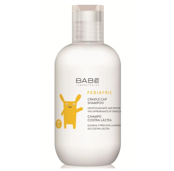 Babe Pediatric Cradle Cap Shampoo για την Νινίδα 200ml