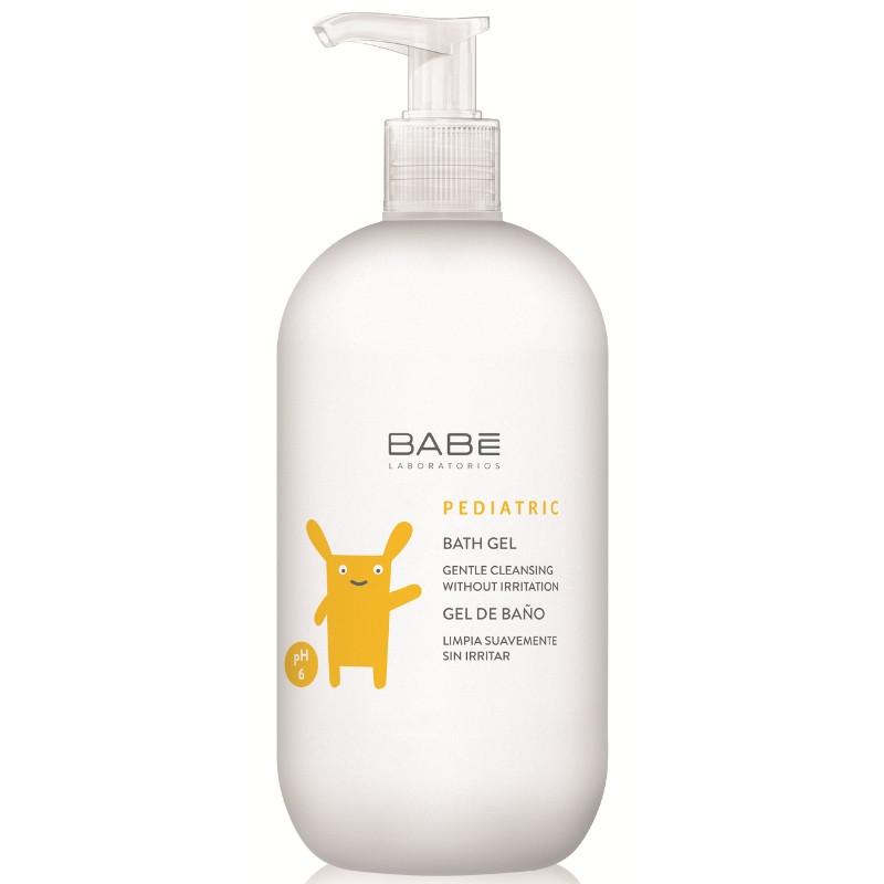 Babe Pediatric Bath Gel Παιδικό Αφρόλουτρο 500ml