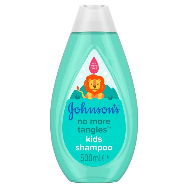 Johnson's Kids No More Tangles Σαμπουάν 500ml
