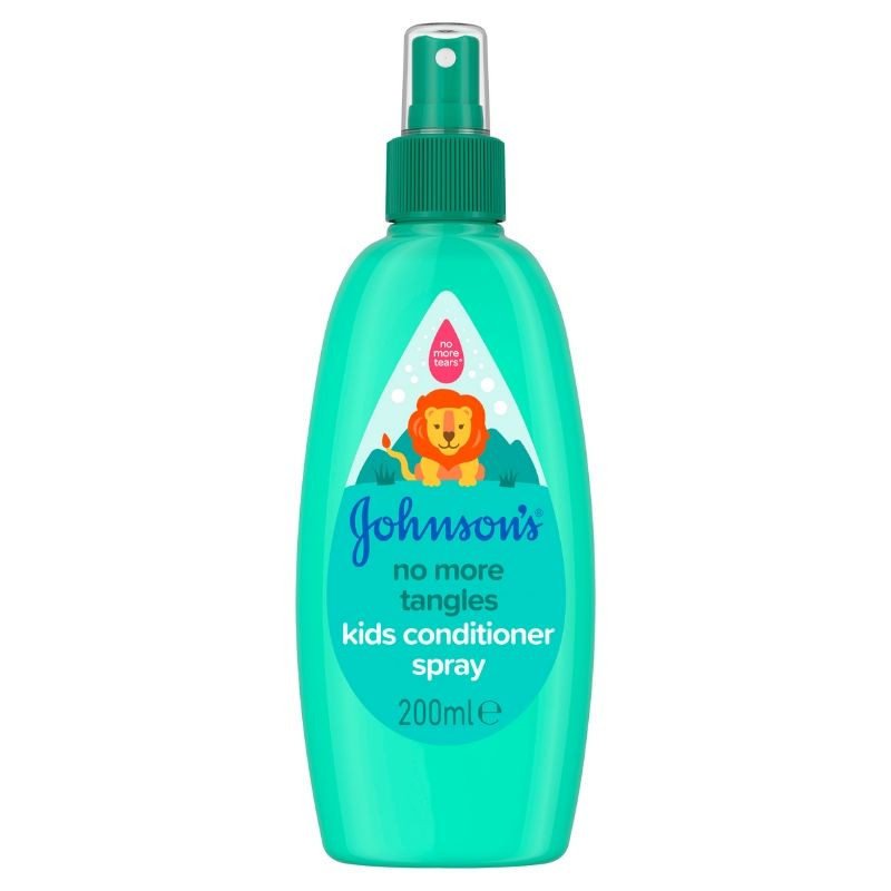 Johnson's Kids Conditioner No More Tangles 200ml