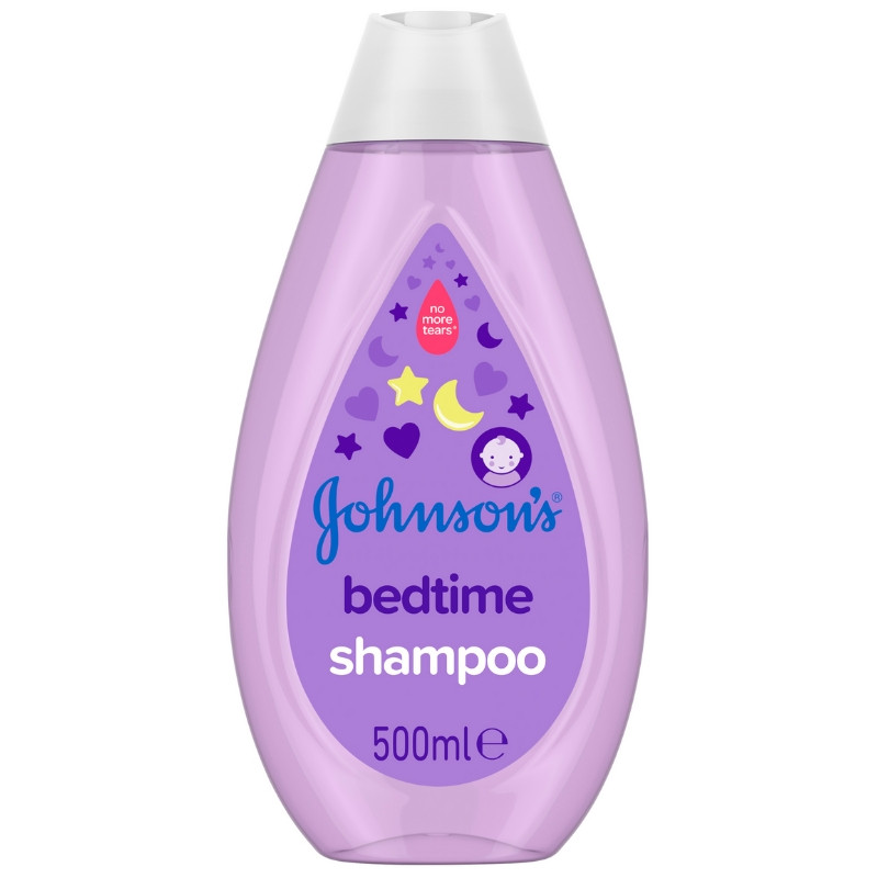 Johnson's Baby Bedtime Shampoo 500ml