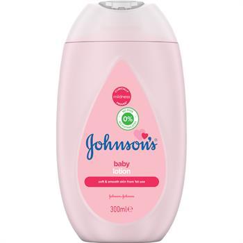 Johnson's Baby Soft Lotion 300ml