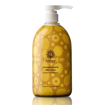 Garden Body Lotion Coconut And Pineapple 1000ml