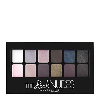 Maybelline The Rock Nudes Eyeshadow Palette 9.6gr