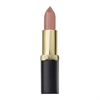 L'Oreal Color Riche Magnetic Stones Matte Lipstick 633 Moka Chic 3.6gr