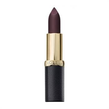 L'Oreal Color Riche Magnetic Stones Matte Lipstick 473 Obsidian 4.2gr