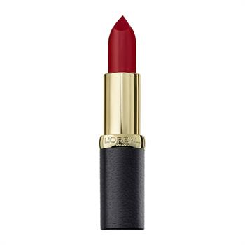 L'Oreal Color Riche Magnetic Stones Matte Lipstick 349 Paris Cherry 3.6gr