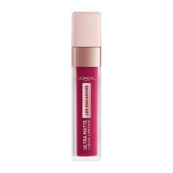 L'Oreal Infaillible Les Macarons Ultra Matte Liquid Lipstick 838 Berry Cherie 7.6ml