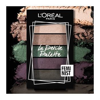 L'Oreal La Petite Mini Eyeshadow Palette 05 Feminist 5x0.80gr