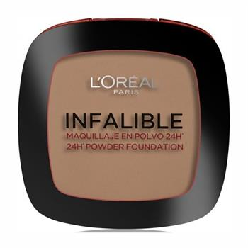 L'Oreal Infallible Compact Powder 245 Warm Sand 9gr