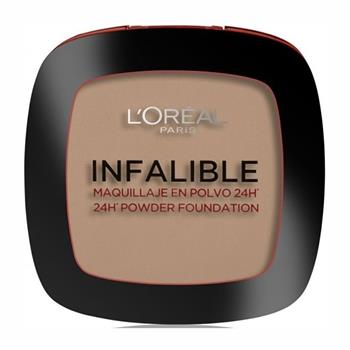 L'Oreal Infallible Compact Powder 160 Sand Beige 9gr
